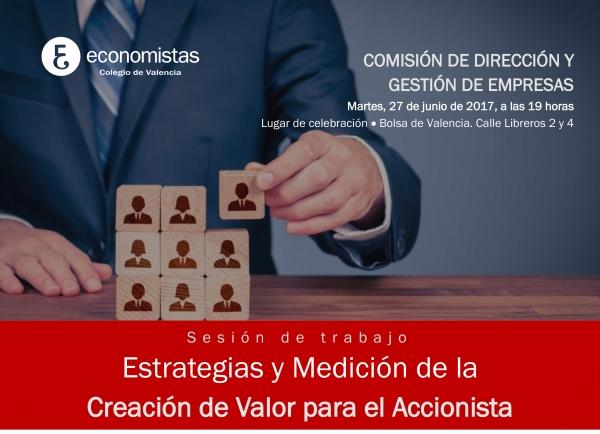 Creación de Valor para el Accionista por Dr. Artemio Milla