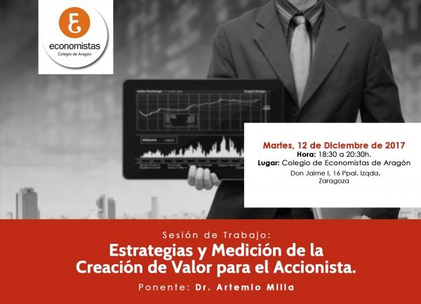 Creación de Valor en Zaragoza para el Accionista en Zaragoza