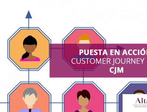 Puesta en Acción del Customer Journey Map