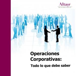 Ebook Operaciones Corporativas