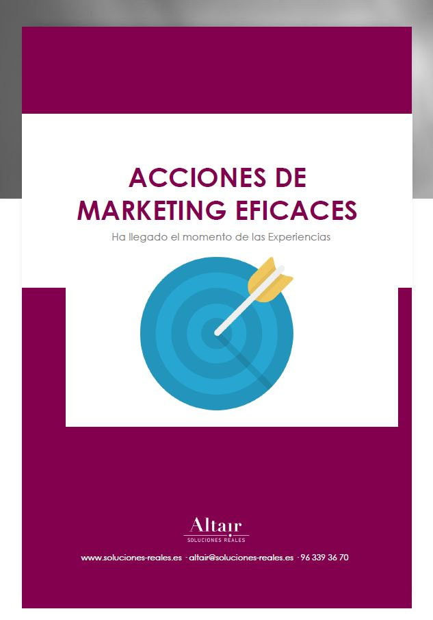 E-book Acciones de Marketing Eficaces