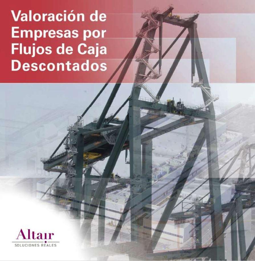 E-book Valoración de Empresas