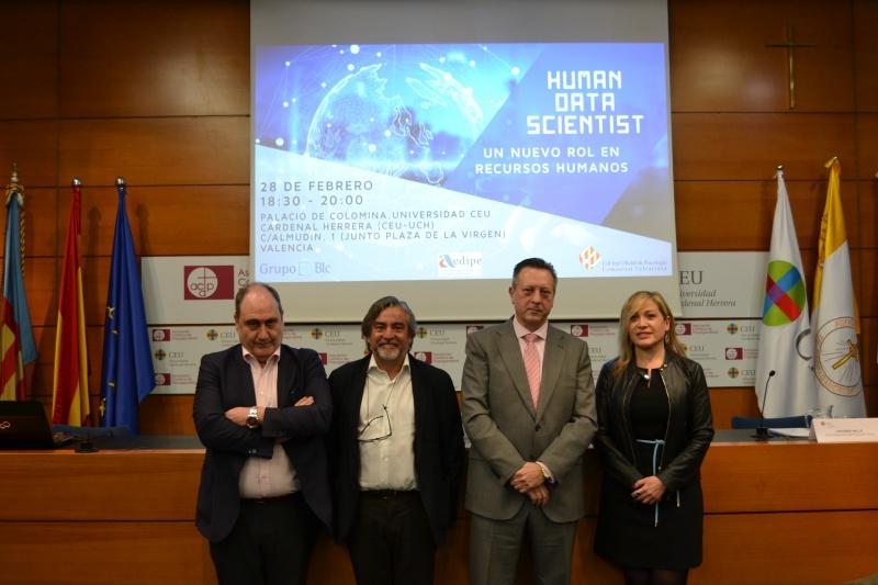 Artemio Milla en Human Data Scientist