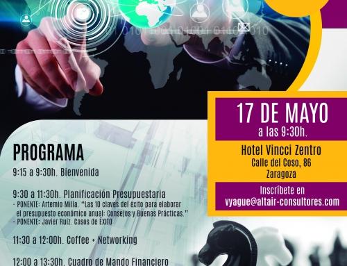 [ZARAGOZA] – Jornada: Desata el Potencial de tu Control Económico