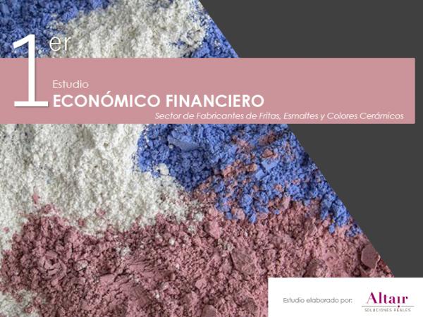 I Estudio Económico Financiero de Fritas, Esmaltes y Colores Cerámicos