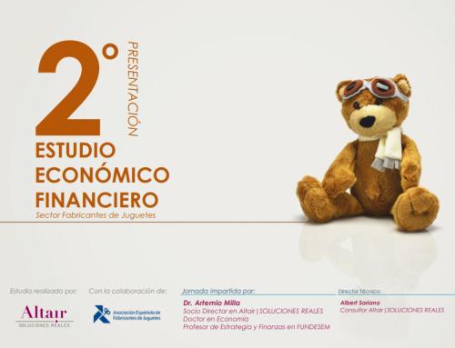 II Estudio Económico Financiero Sector Juguetero