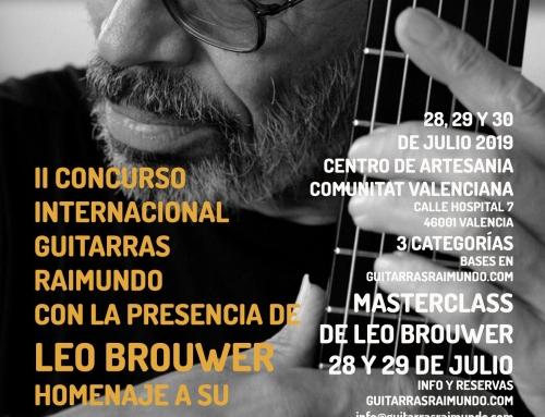 Altair en el II Concurso de Guitarras Raimundo