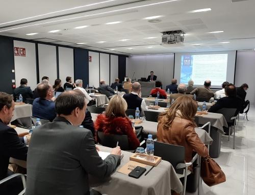 Presentación del 4º Estudio Económico Financiero del Sector de Pinturas y Tintas de Imprimir