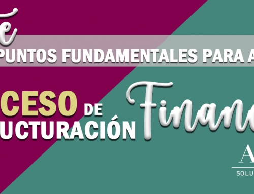 REESTRUCTURACIÓN FINANCIERA: TODAS LAS CLAVES