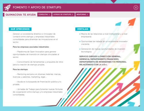 Mentoring Startup con Quimacova
